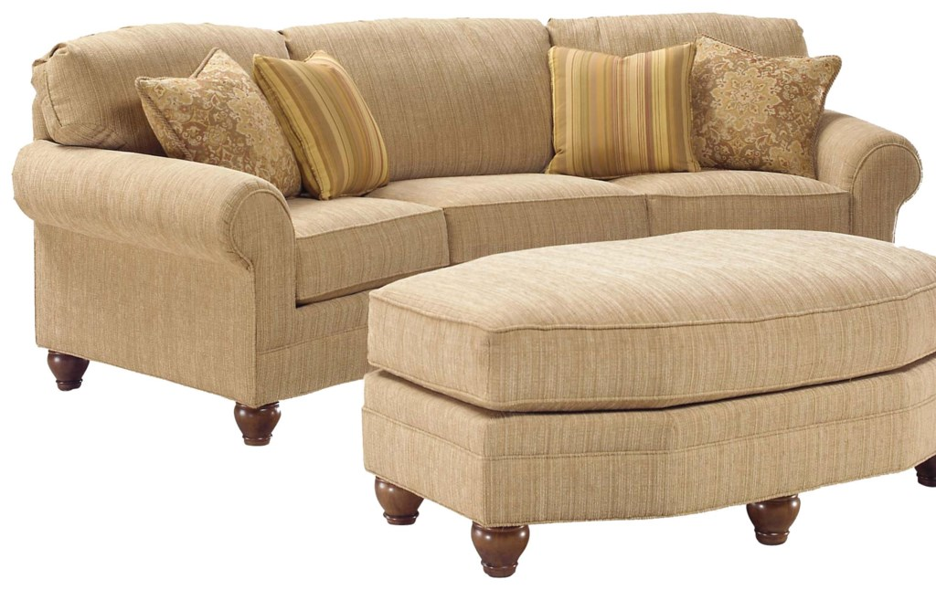 Curved Conversation Sofas Home Ideas
