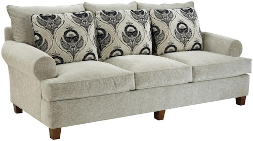 Fairfield 3778 Contemporary Sofa