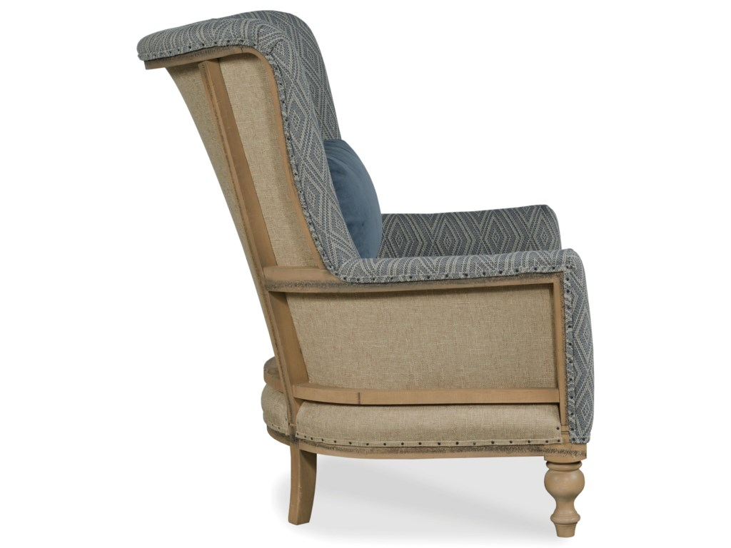 Fairfield 5133Wing Chair