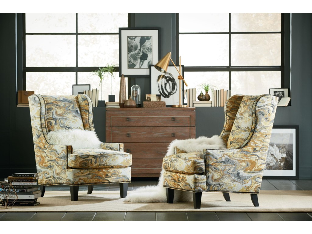 Fairfield 5138Wing Chair