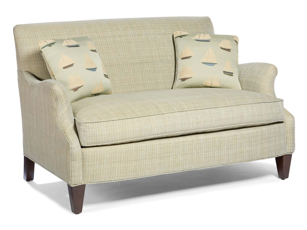 Fairfield 5706Stationary Loveseat
