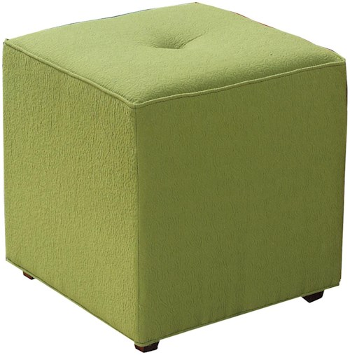 Fairfield Ottomans Bunching Ottoman with Center Tufting