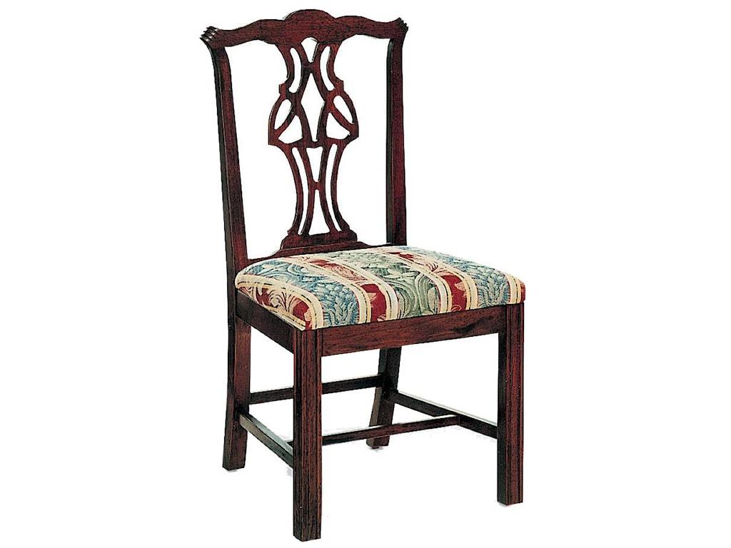 Fairfield ChairsPierced Splat Back Chair