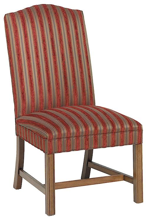 Fairfield Chairs Serene Exposed Wood Chair