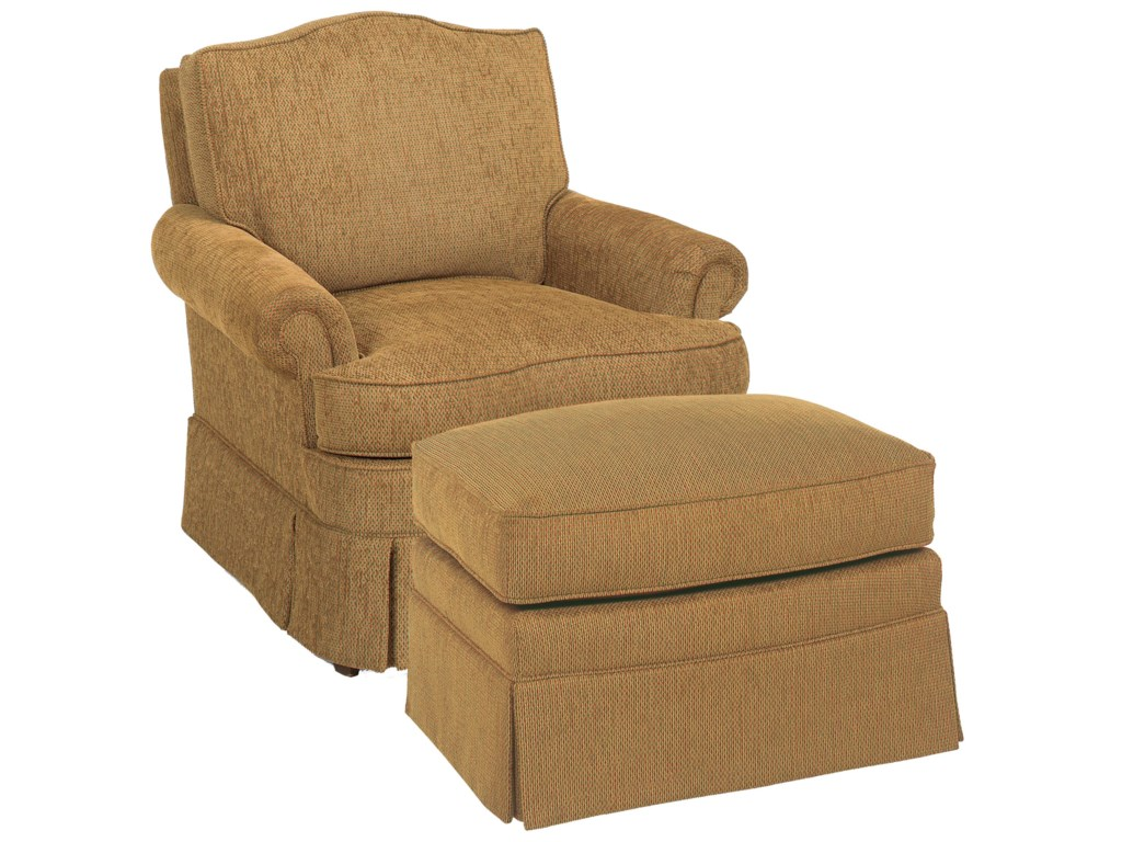 Fairfield ChairsSwivel Chair & Ottoman