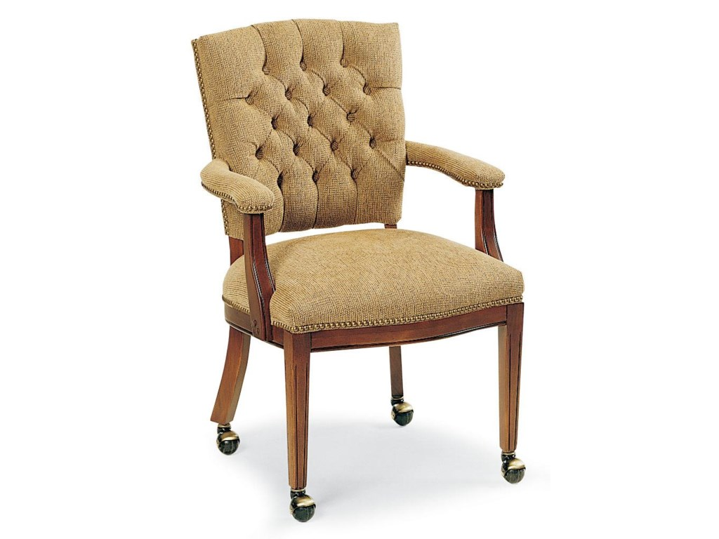 Fairfield ChairsButton Tufted Occasional Chair