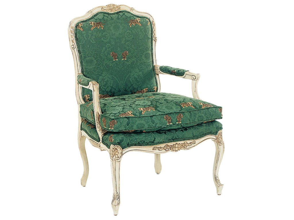 Fairfield ChairsAccent Chair with Box Edge Seat Cushion