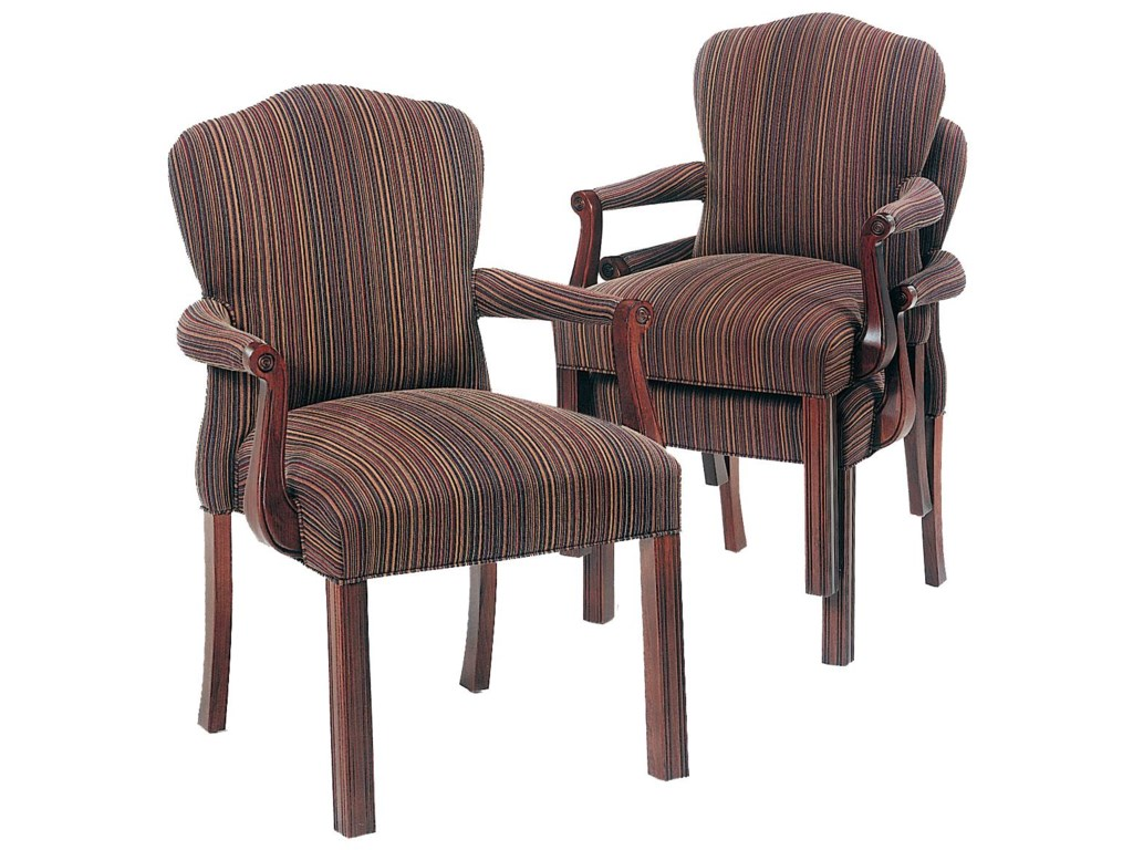 Fairfield ChairsUpholstered Stacking Chair