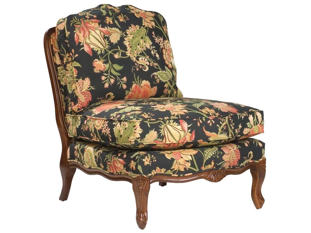 Fairfield ChairsTraditional Armless Lounge Chair