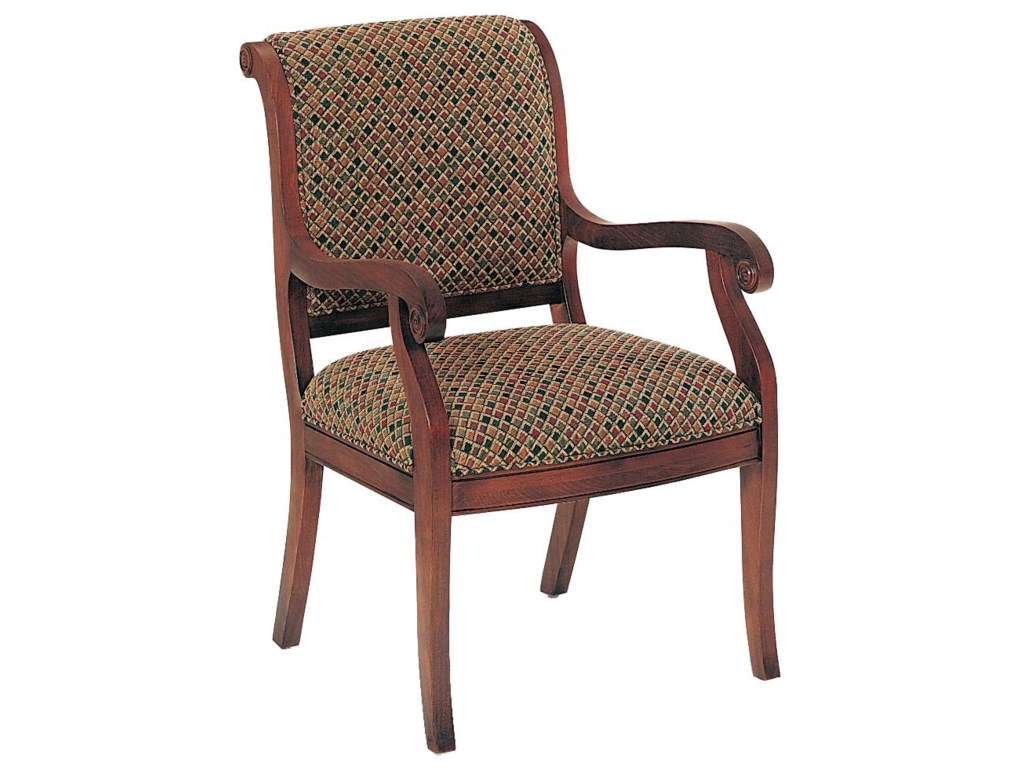 Grove Park ChairsModest Upholstered Chair