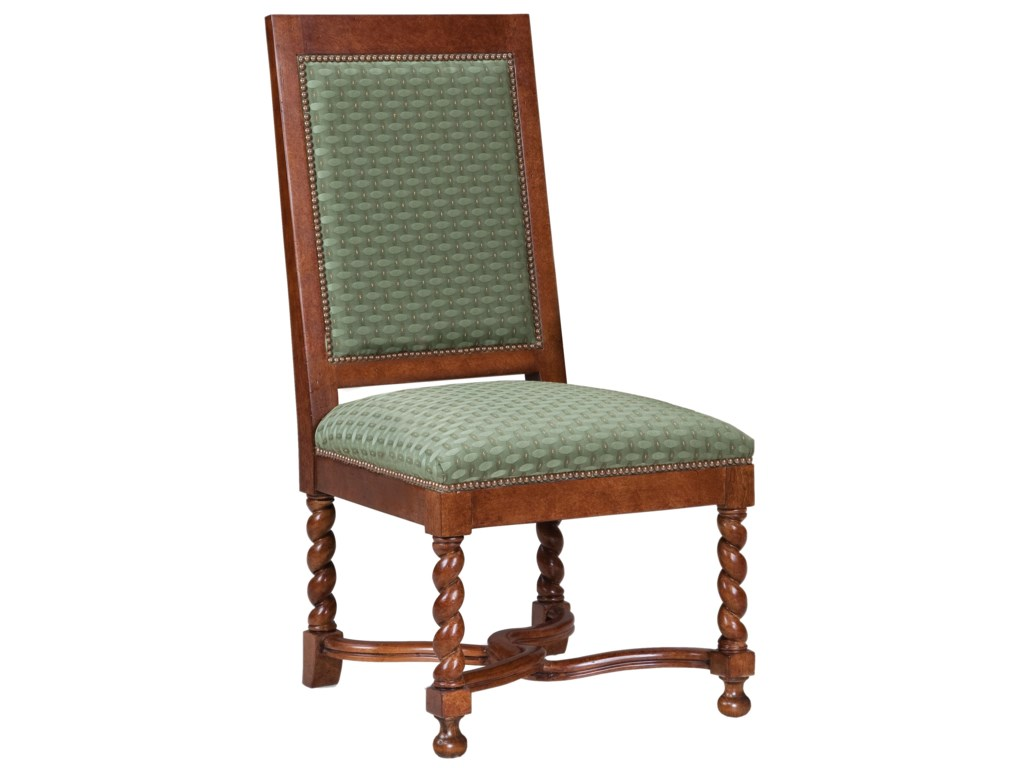 Fairfield ChairsSpiral Legged Side Chair