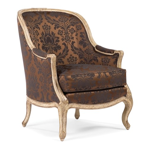 Fairfield Chairs Theatrical Victorian Lounge Chair