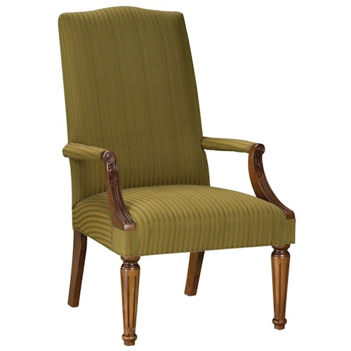 Fairfield Chairs Transitional Upholstered Chair