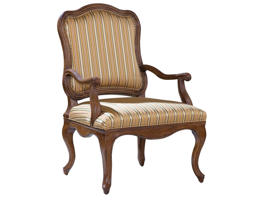 Fairfield ChairsAccent Chair with Curving Frame