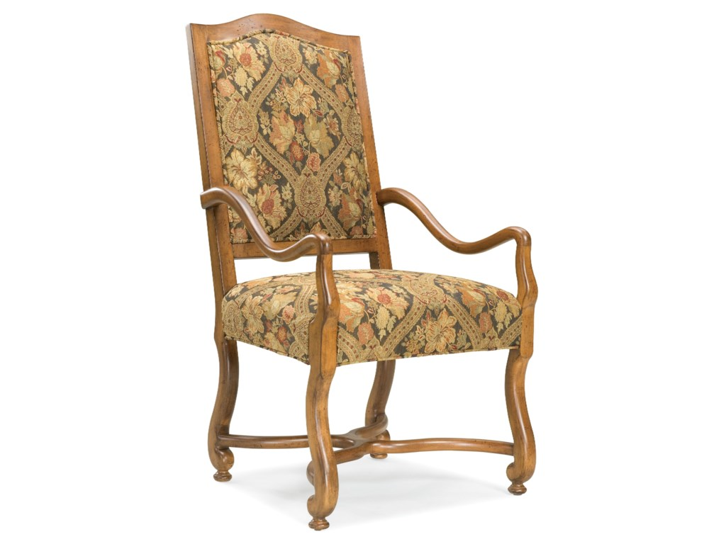 Fairfield ChairsExposed Wood Side Chair