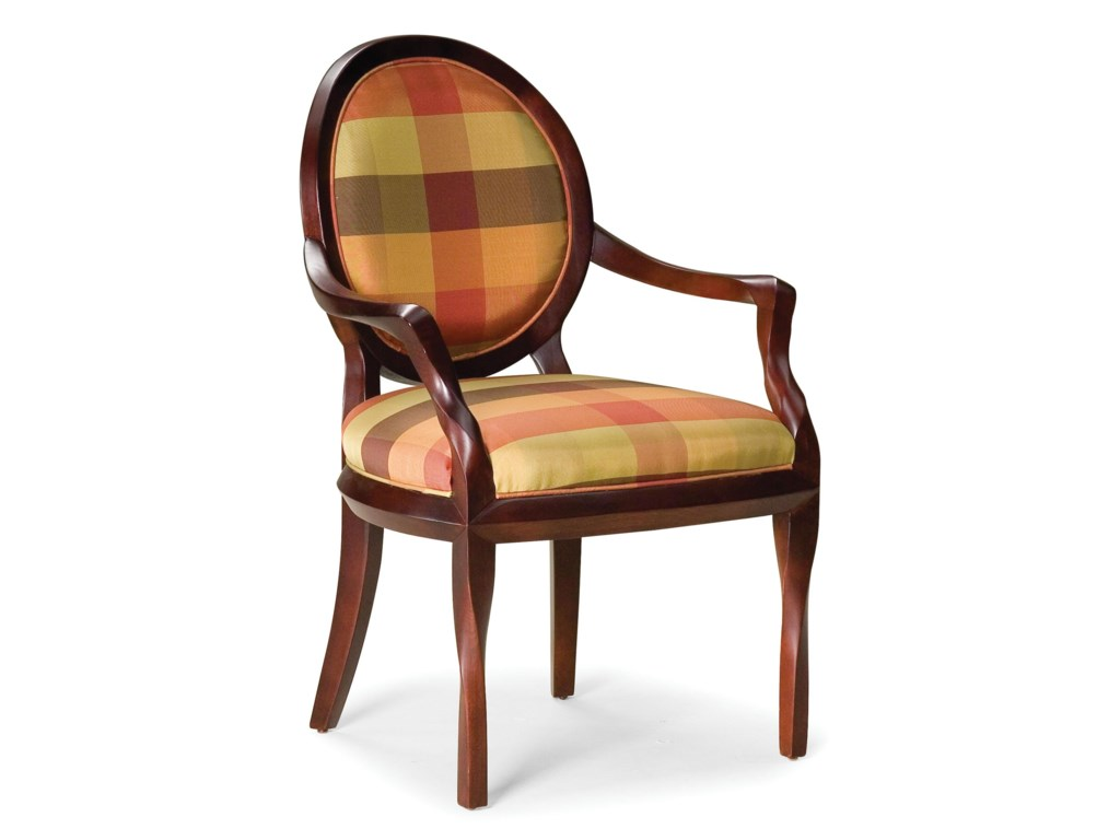 Fairfield ChairsExposed Wood Chair