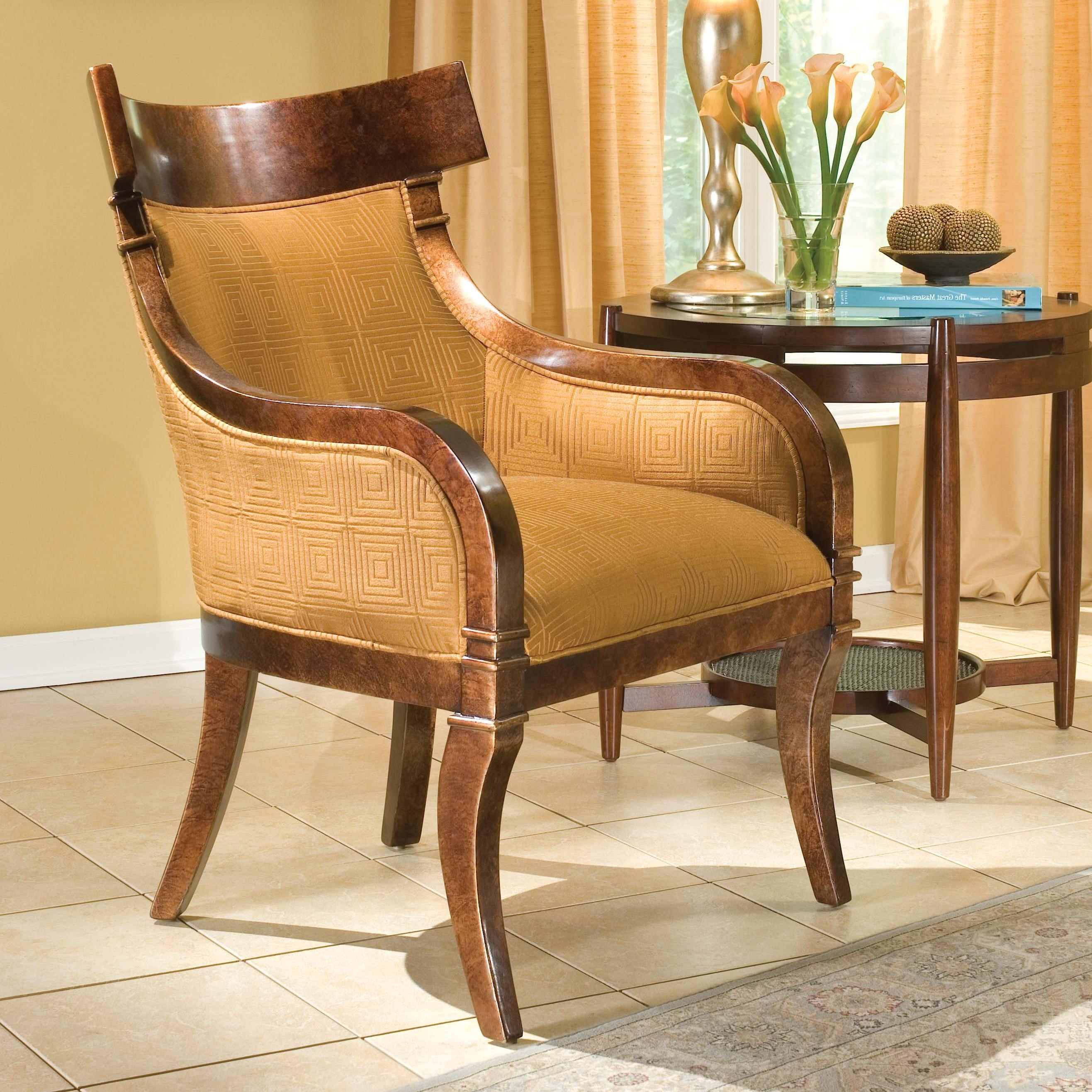 Exceptionnel Chairs Rustic Upholstered Accent Chair By Fairfield