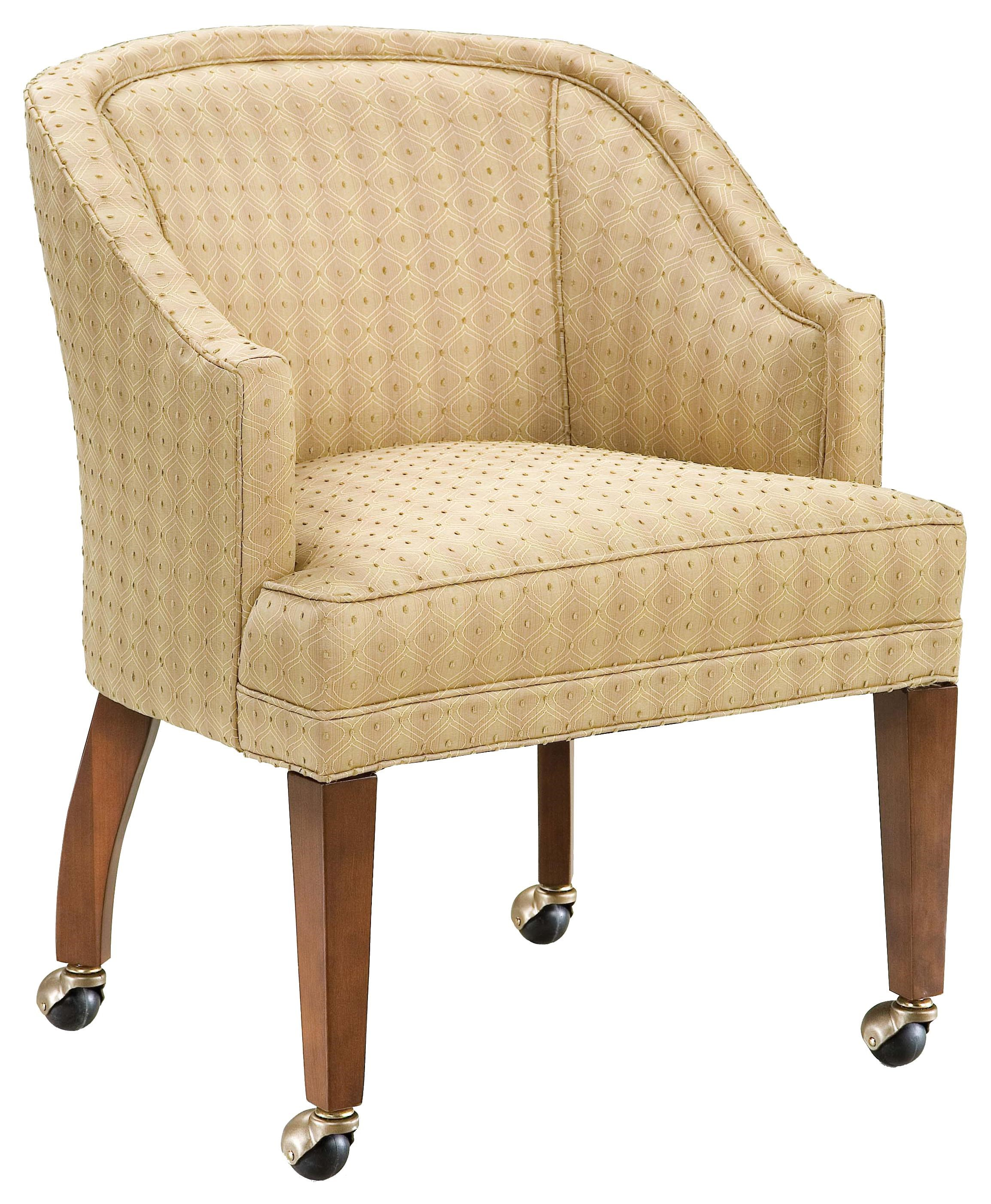 Charmant Fairfield Chairs Caster Wheel Accent Lounge Chair