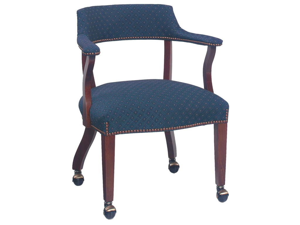 Fairfield ChairsThin Back Caster Chair