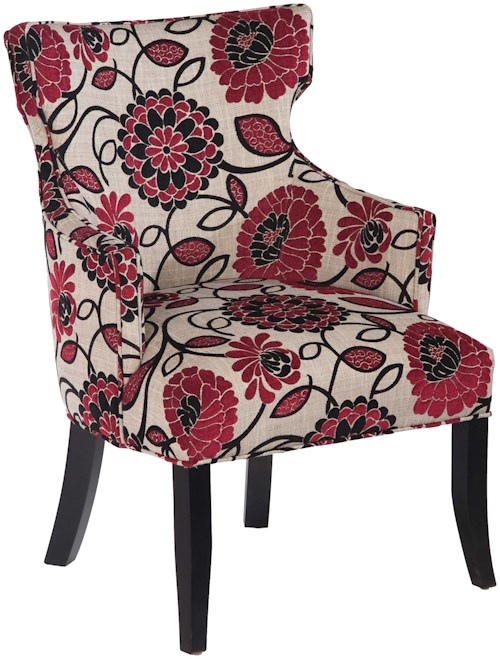 Fairfield Chairs Unique Transitional Wing Chair