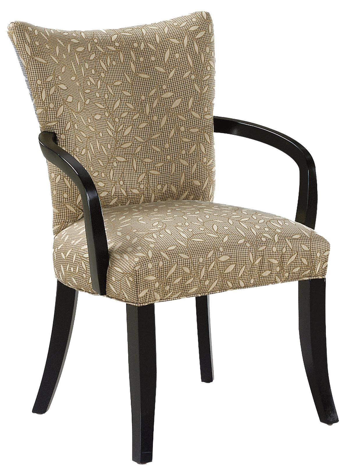 Fairfield Chairs Contemporary Accent Arm Chair