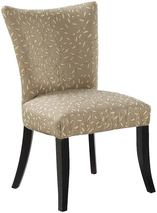 Fairfield Chairs Contemporary Accent Side Chair