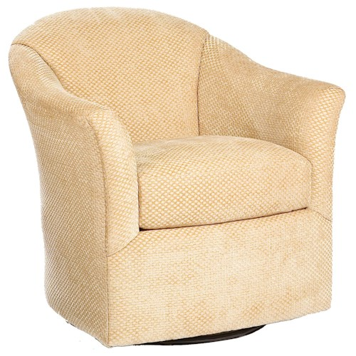 Fairfield Chairs Swivel Lounge Chair