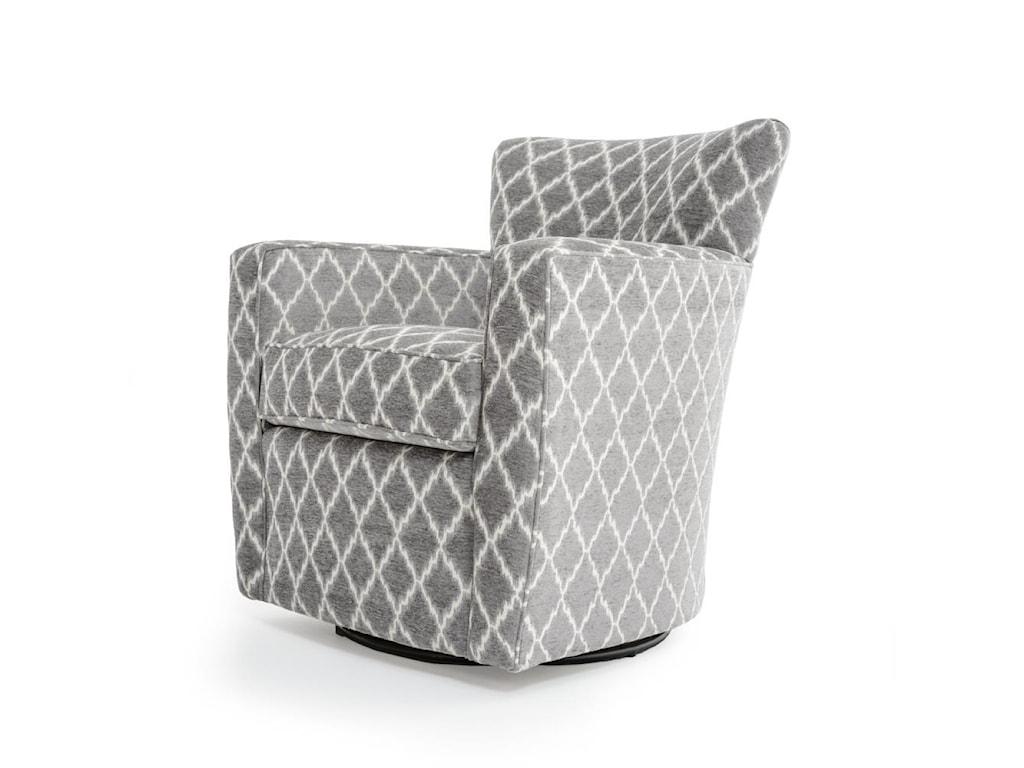 Fairfield ChairsContemporary Swivel Chair