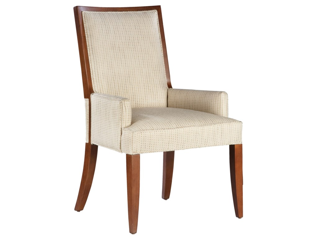 Fairfield Fairfield Dining ChairsContemporary Dining Room Arm Chair