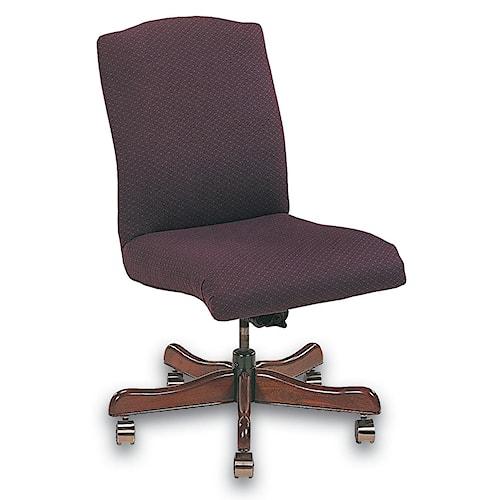Fairfield Office Furnishings Armless Swivel Task Chair