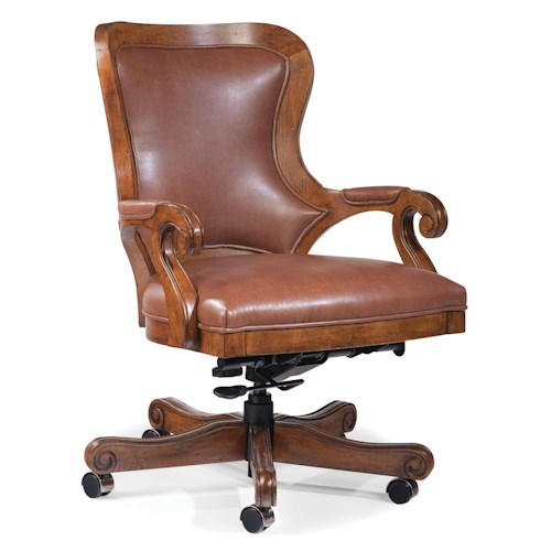Fairfield Office Furnishings Executive Swivel Office Chair