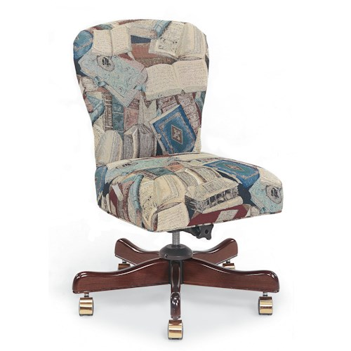 Fairfield Office Furnishings Armless Swivel Chair