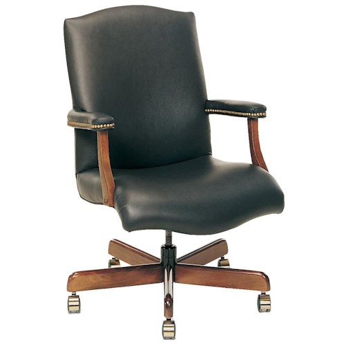 Fairfield Office Furnishings Traditional Office Swivel Chair