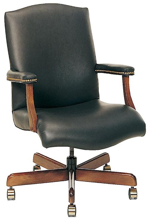 Fairfield Office Furnishings Traditional Office Swivel Chair