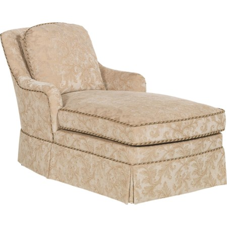 Traditional Chaise