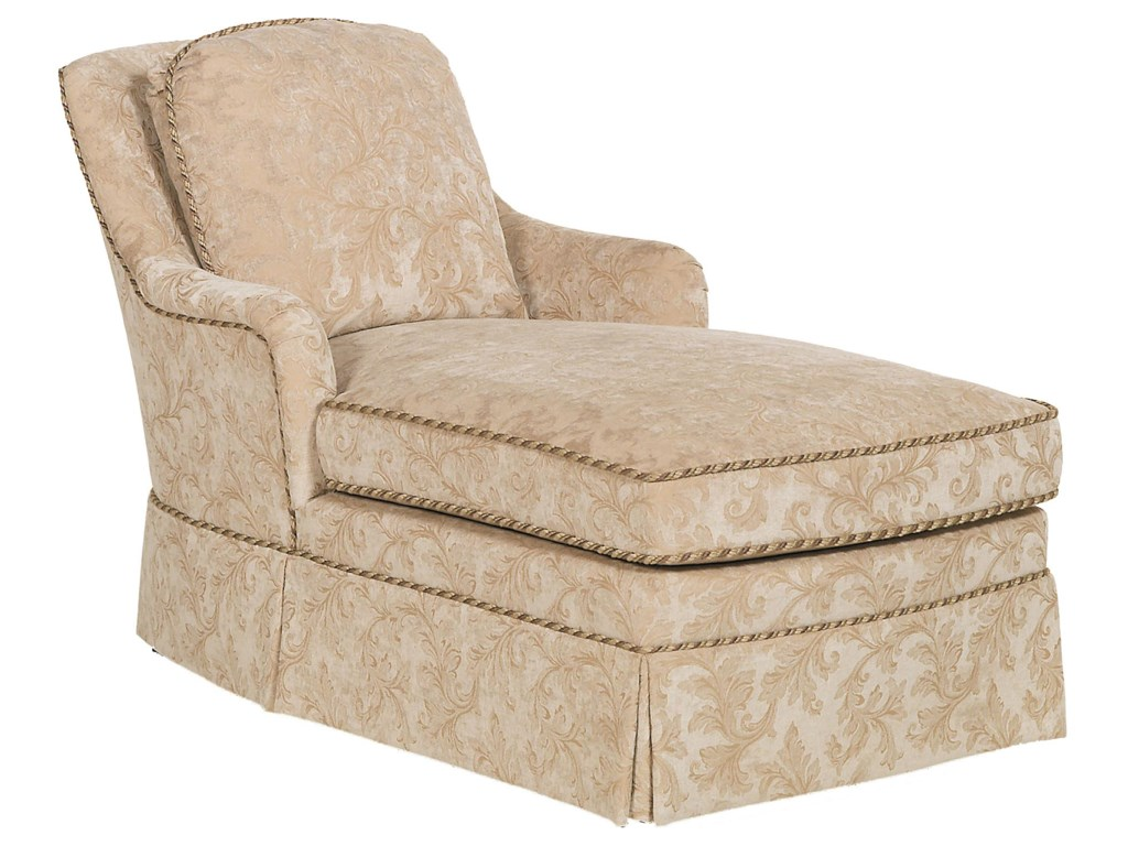 Fairfield Sofa AccentsTraditional Chaise