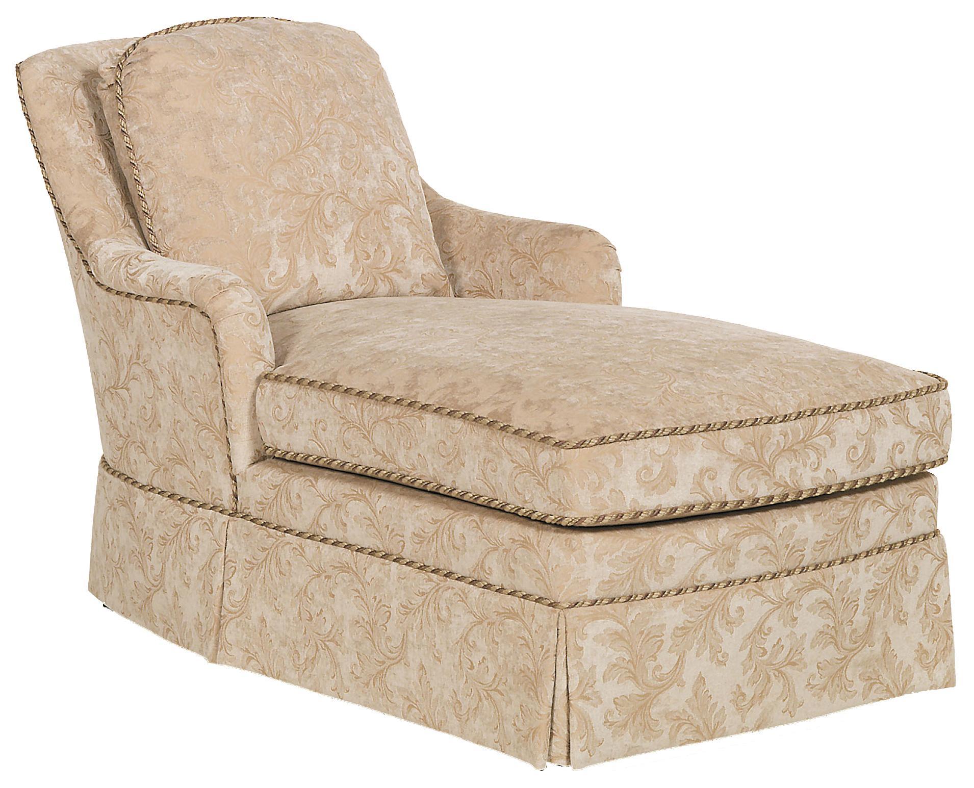 Fairfield Sofa AccentsTraditional Chaise