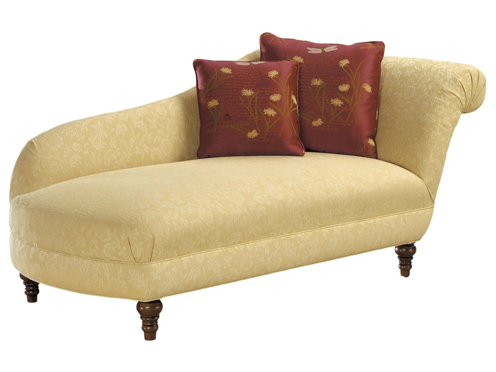 Fairfield sofa fairfield sofa accents stationary with tall for Big and tall chaise lounge