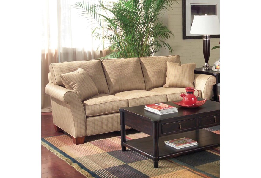 Fairfield Sofa Accents Flair Arm Accent