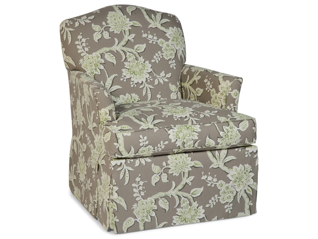 Fairfield Swivel Accent ChairsLounge Chair