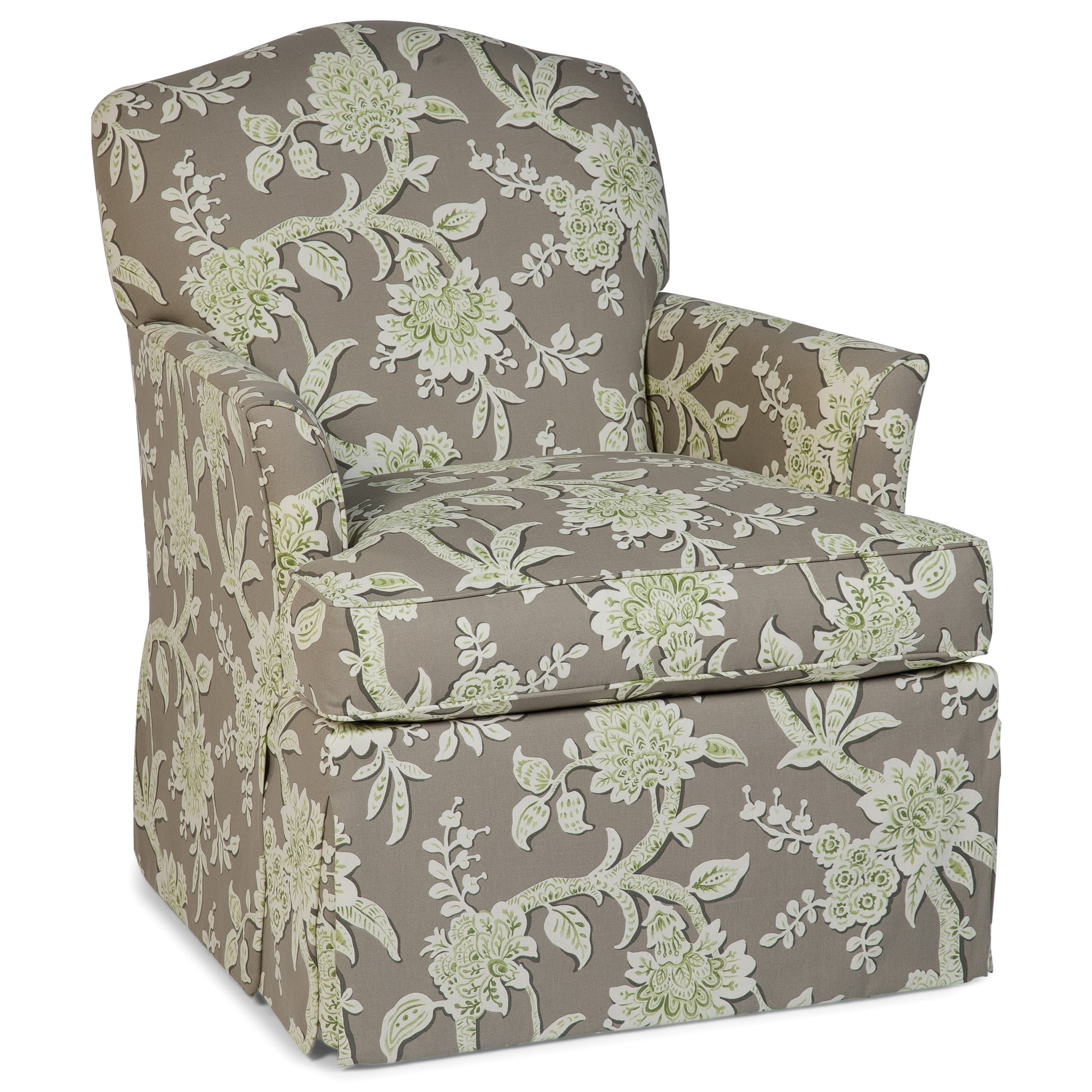 Fairfield Swivel Accent Chairs Casual Lounge Chair