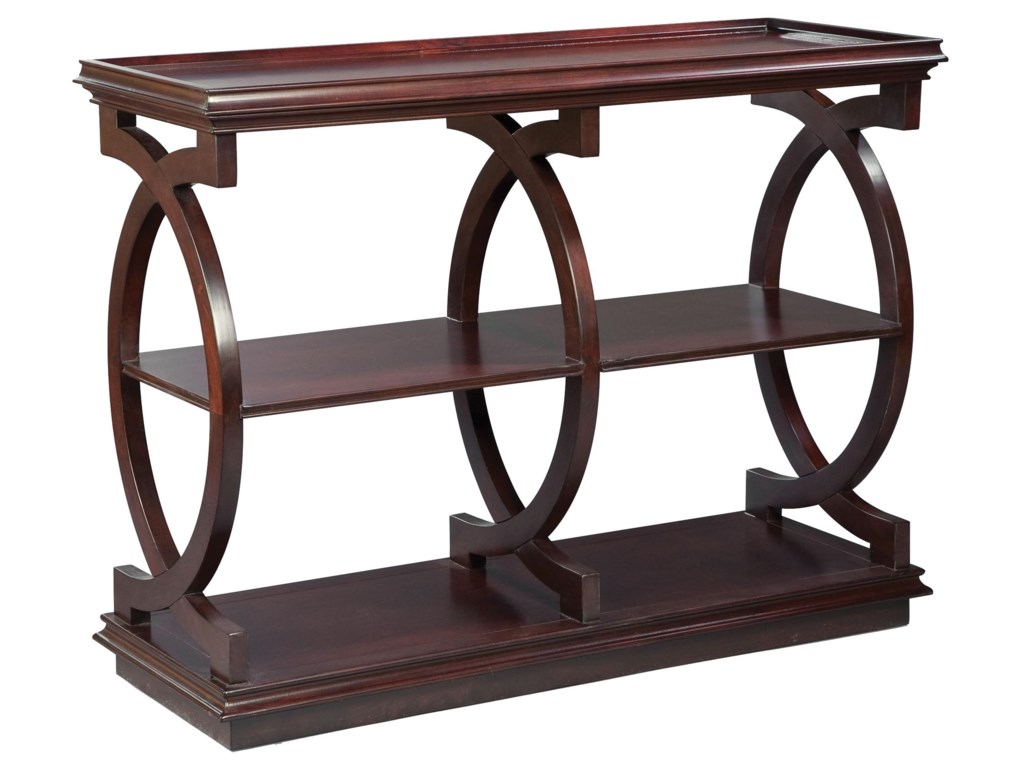 Fairfield TablesTraditional Styled Sofa Table