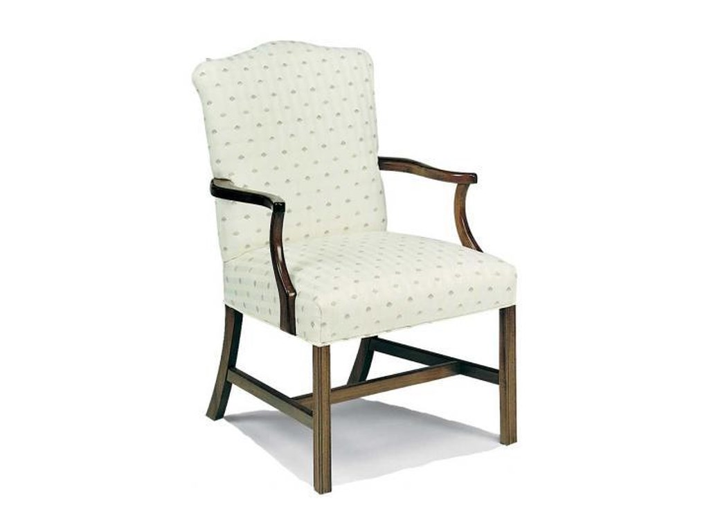 Fairfield ChairsExposed Wood Occasional Chair