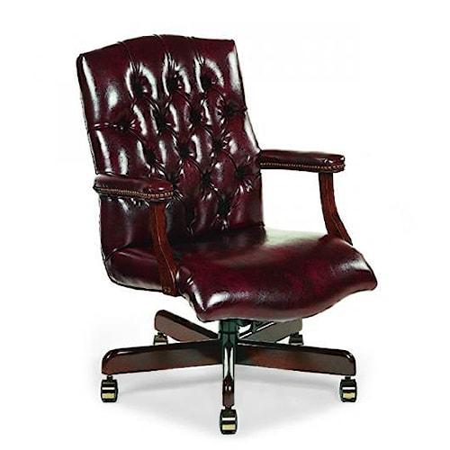 Fairfield Office Furnishings Leather Office Swivel Chair