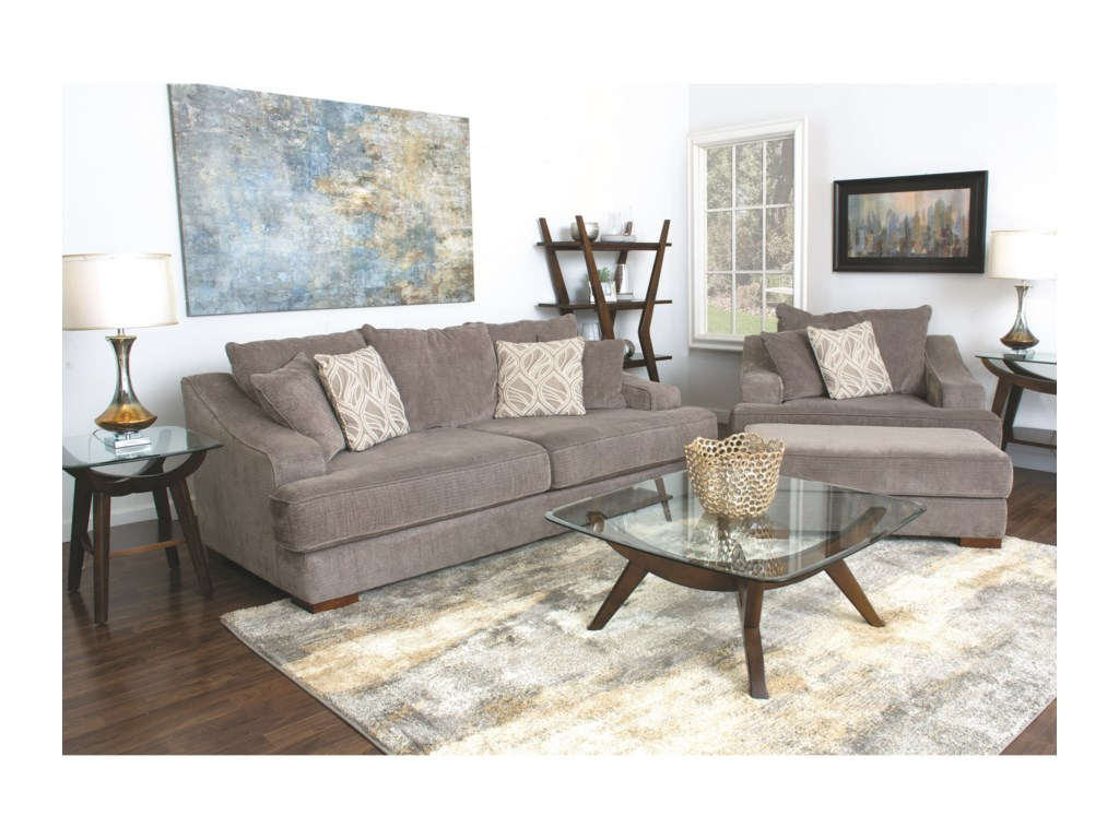 Fairmont Designs AvalonStationary Living Room Group