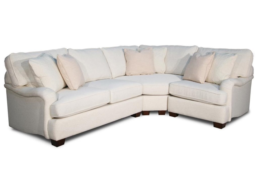 Fairmont Designs CalcuttaCorner Sectional