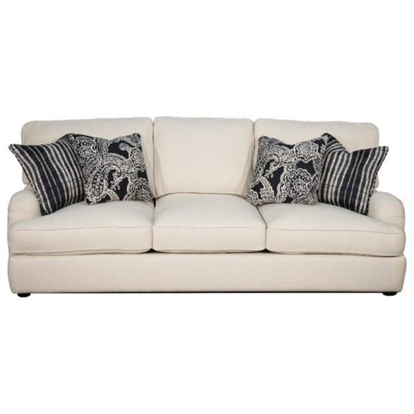 Fairmont Designs Calcutta Transitional Sofa With English Arms   Royal  Furniture   Sofas