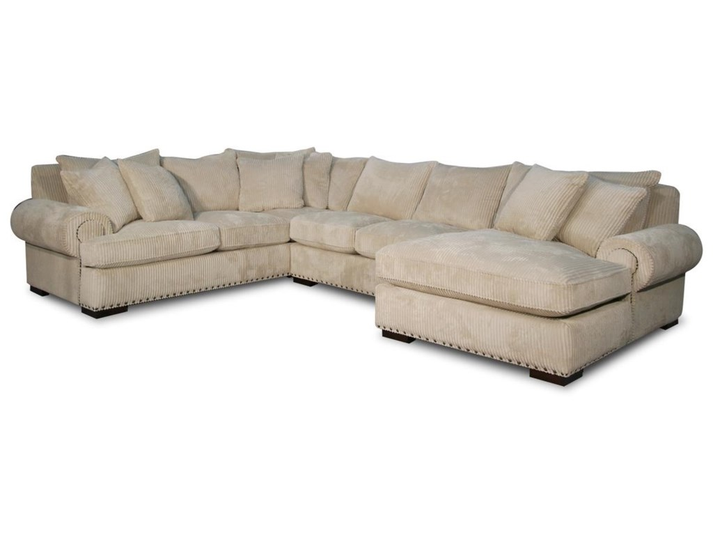 Fairmont Designs Canyon HeightsDown Sectional