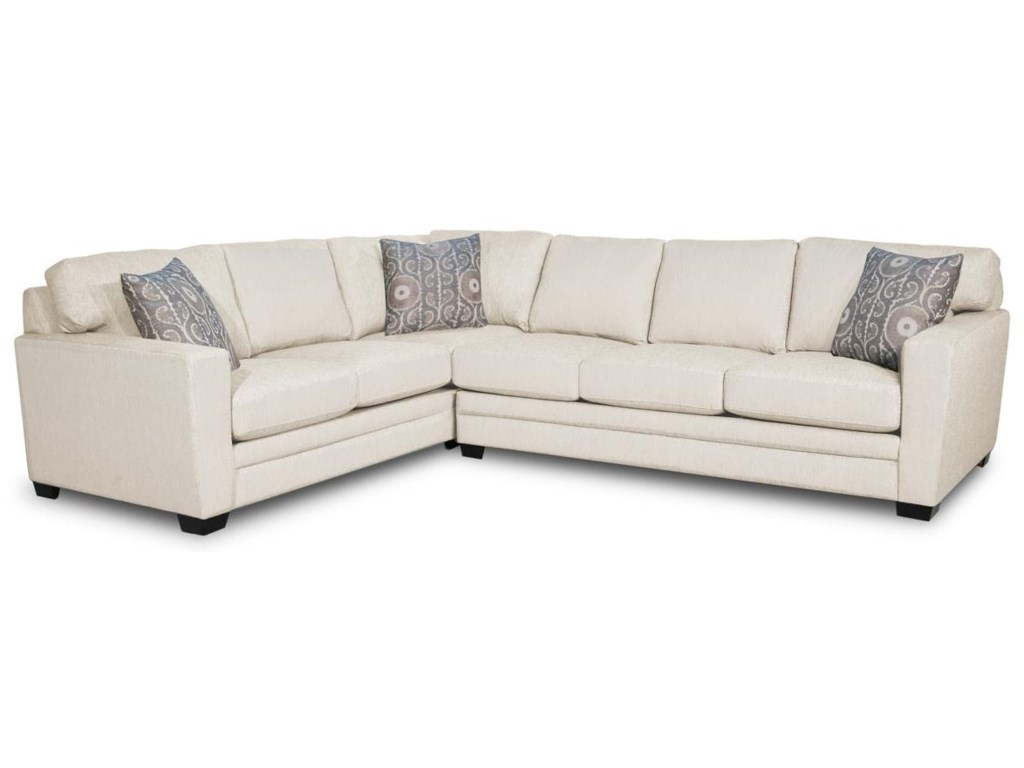 Fairmont Designs Drake2 PC Sectional