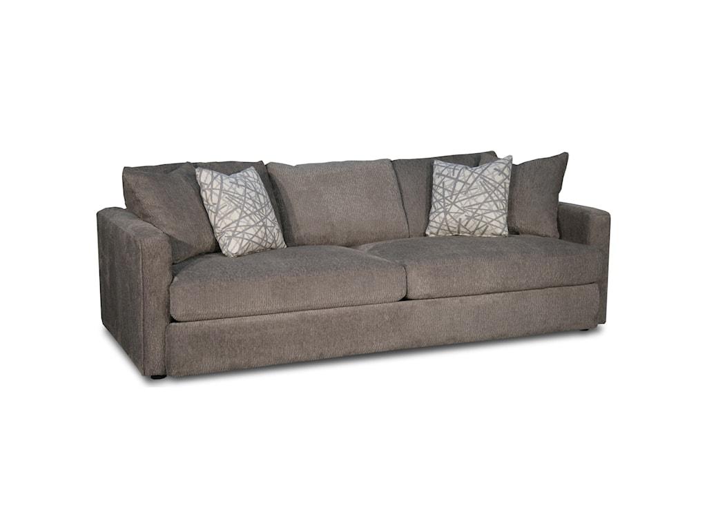 Fairmont Designs Gina Contemporary Sofa with Track Arms   Dream Home ...